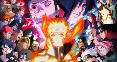 انمي Naruto Shippuden الحلقة 125 مترجم اون لاين